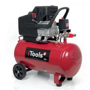 Compresor 50L I-Tools herramienta