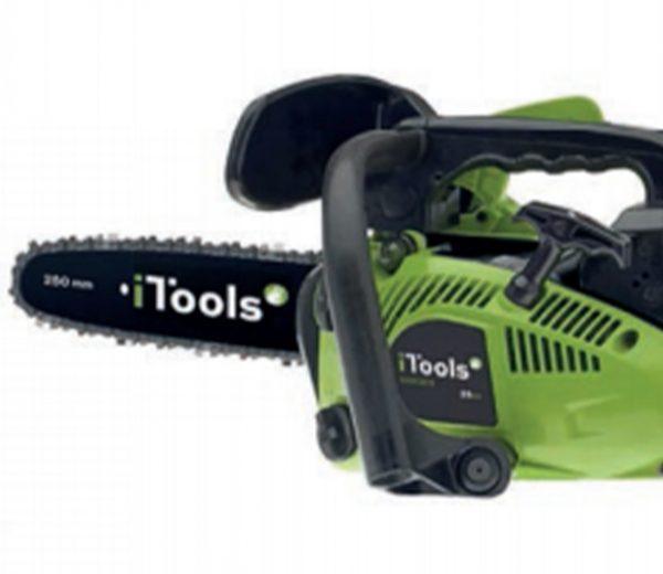 Espada de la motosierra I-Tools