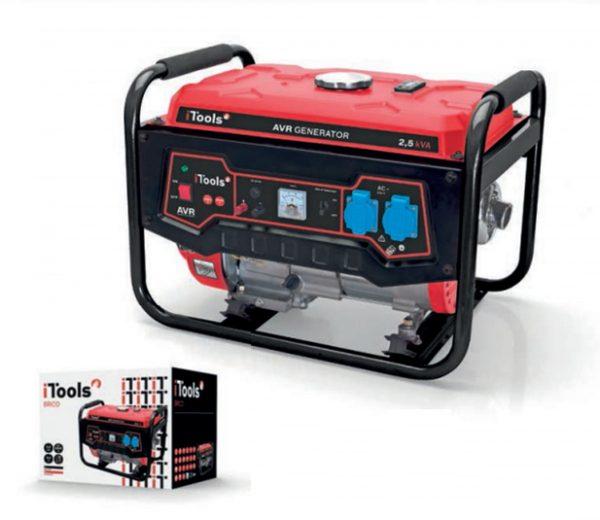 Generador 2,5 Kva de I-Tools