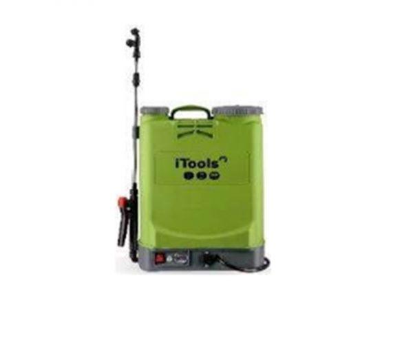 Pulverizador I-Tools 16 LTS batería caracteristicas
