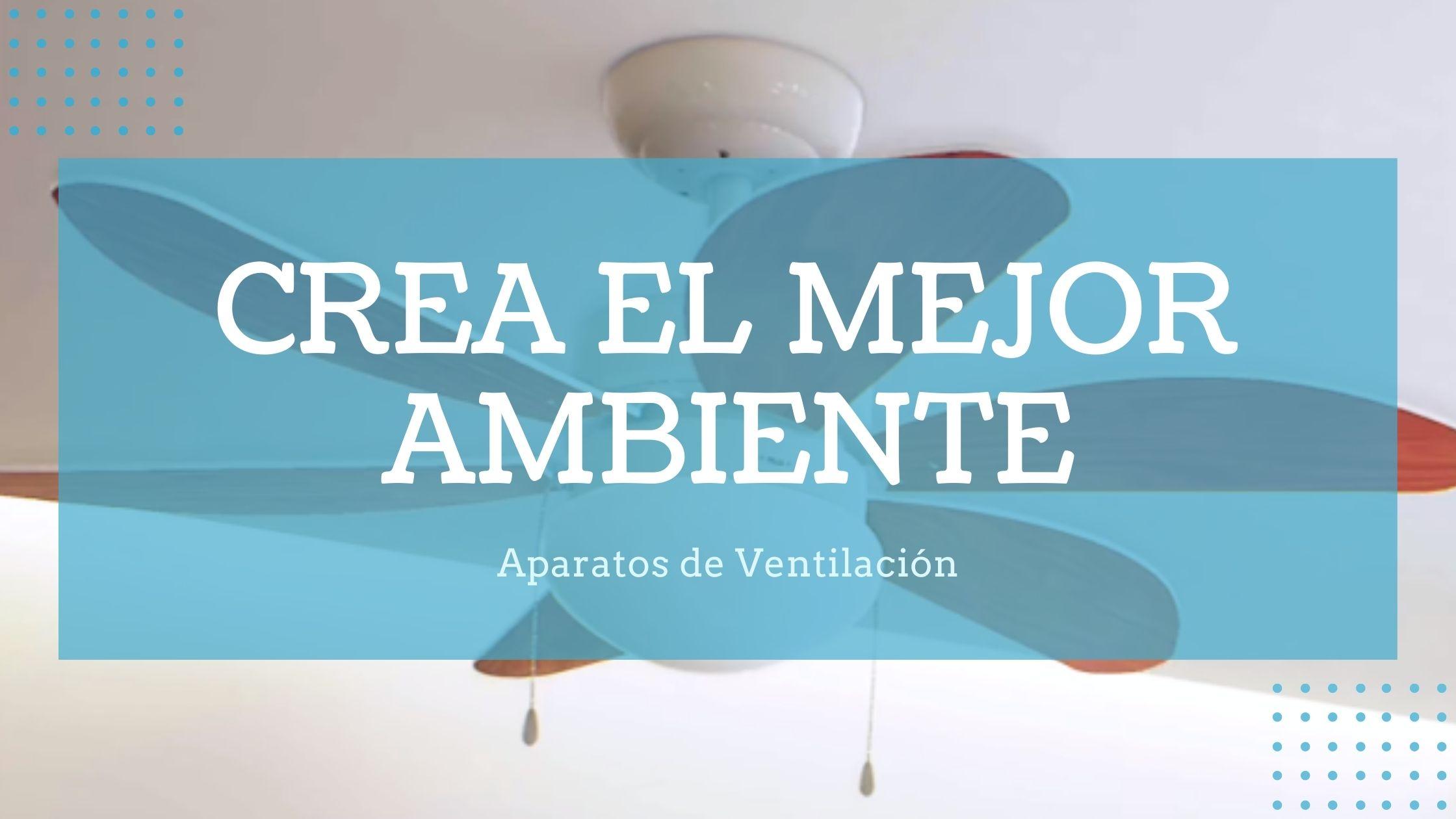 Aparatos de Ventilación