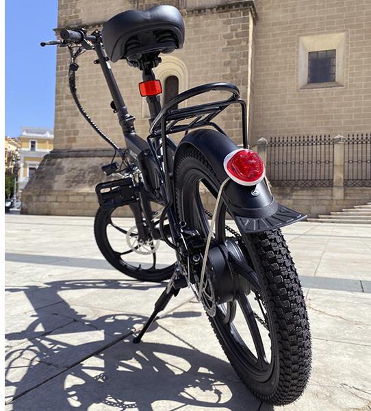 Bicicleta eléctrica plegable Ebike