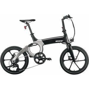 bicicleta electrica plegable Jolitec