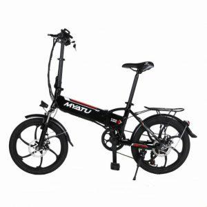 Bicicleta electrica Jolitec 1